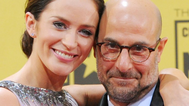 Emily Blunt, Stanley Tucci