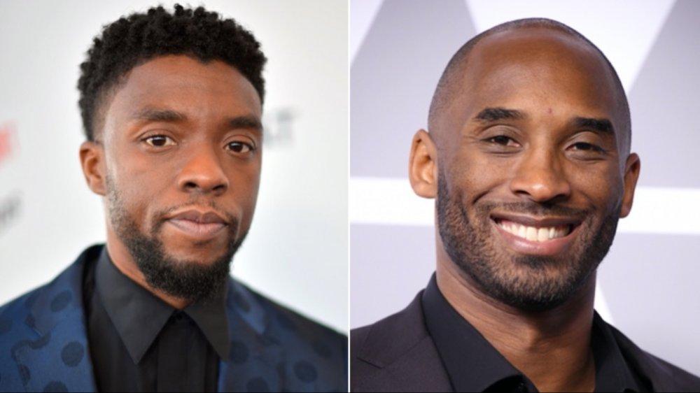 Chadwick Boseman; Kobe Bryant