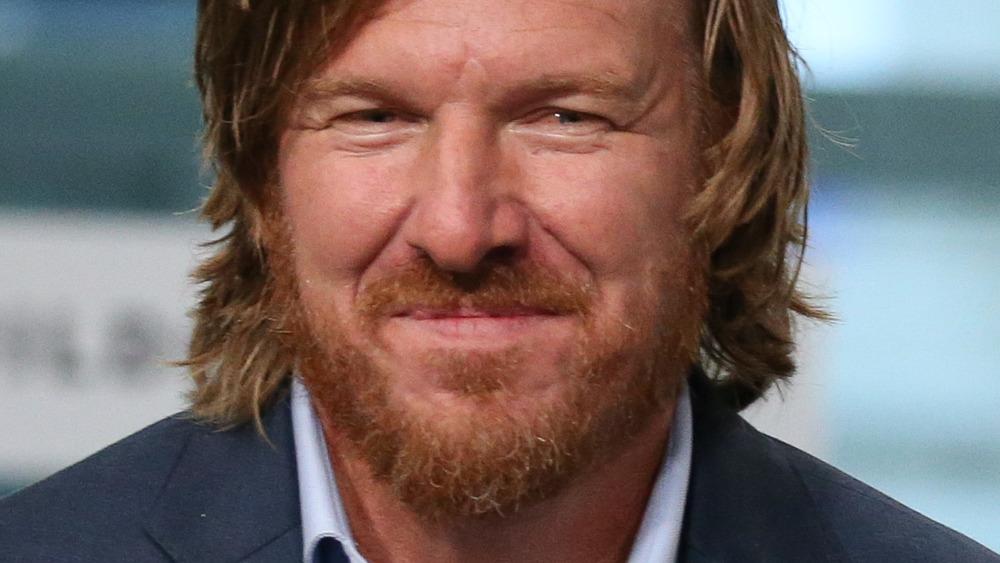 Chip Gaines headshot