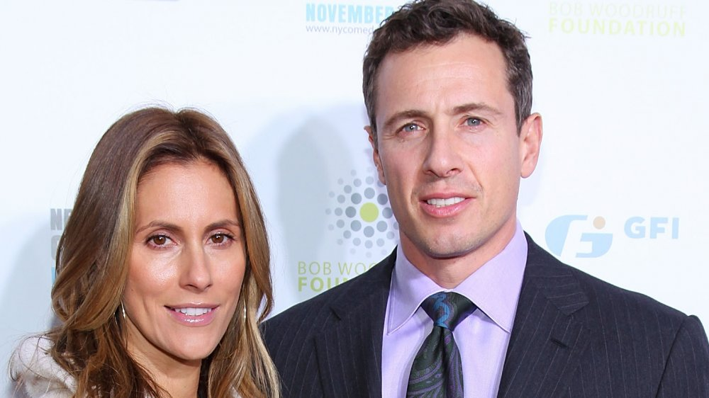 Chris Cuomo and wife Cristina Greeven Cuomo
