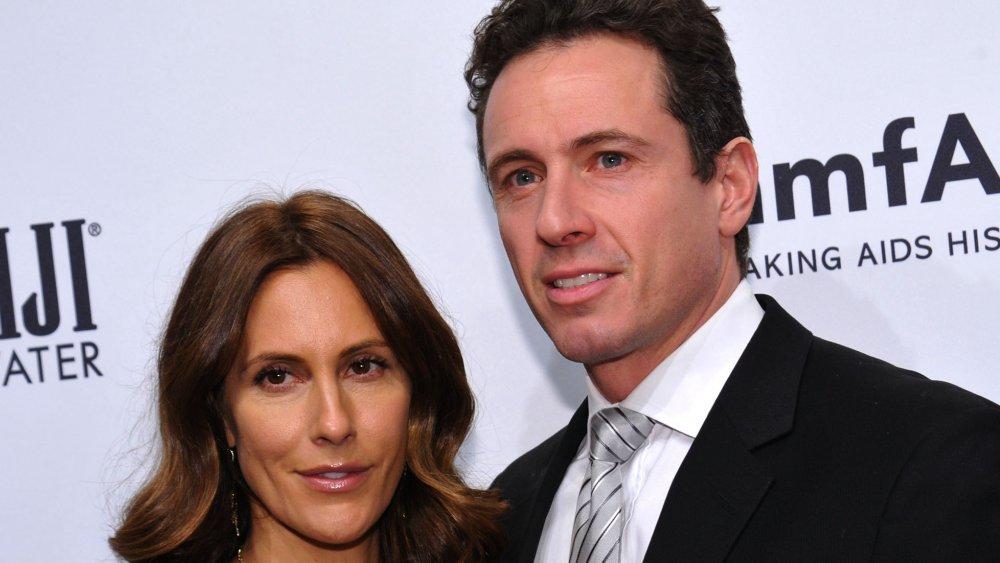 Cristina and Chris Cuomo