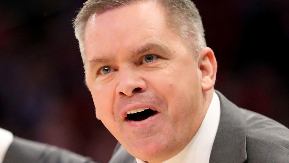 Chris Holtmann coach Buckeyes