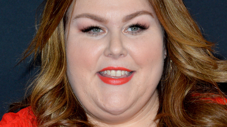 Chrissy Metz at event