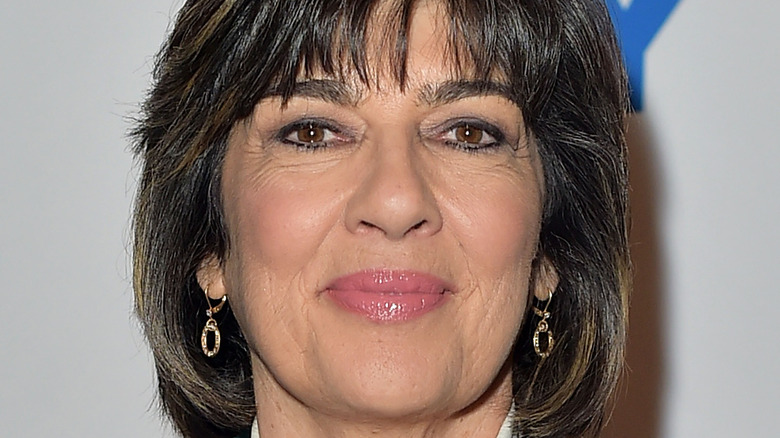 Christiane Amanpour attends 92nd Street Y Presents event in 2018