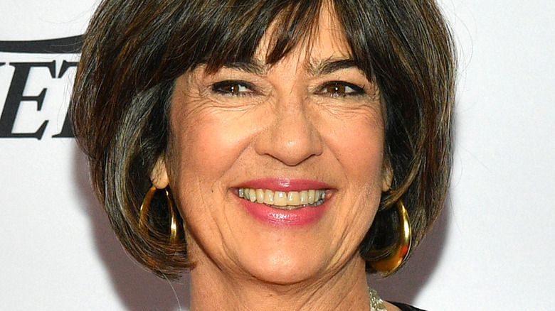 Christiane Amanpour at the 2019 Emmy Awards