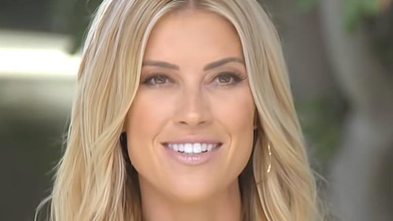 Christina Haack appears on TV