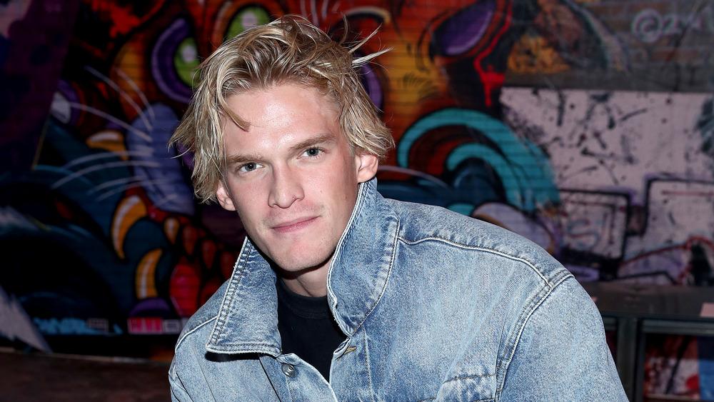 Cody Simpson posing