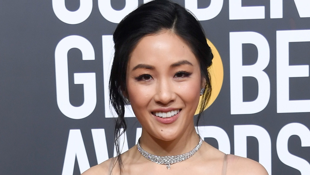 Constance Wu smiling