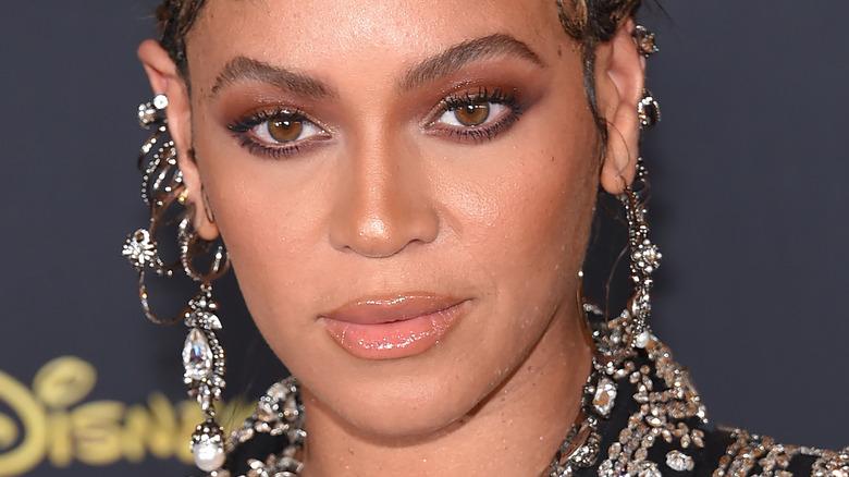 Beyonce looking fierce