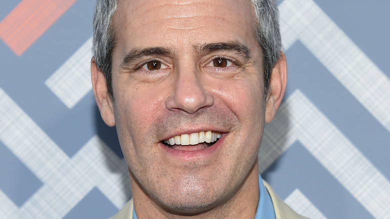 Andy Cohen smile