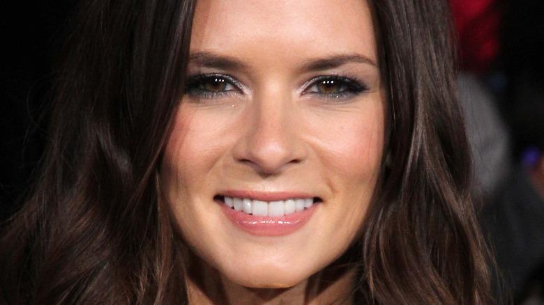 Danica Patrick smile