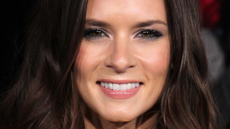 Danica Patrick smiling
