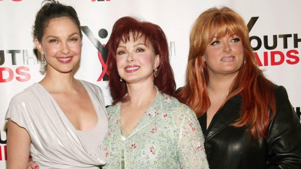 Ashley Judd, Naomi Judd, Wynonna Judd
