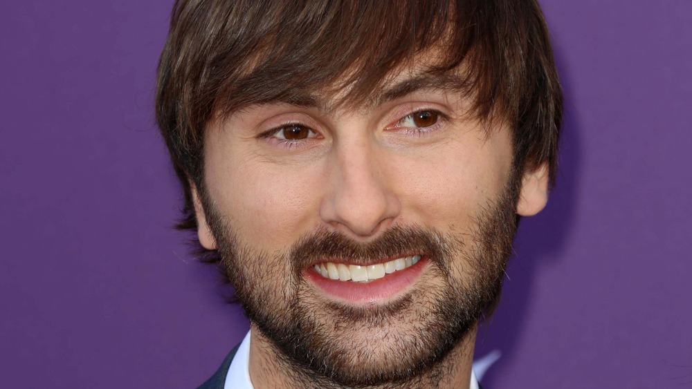 Dave Haywood at an event