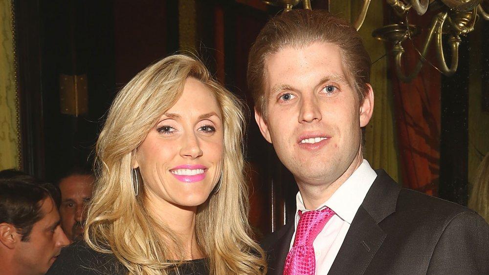 Lara & Eric Trump