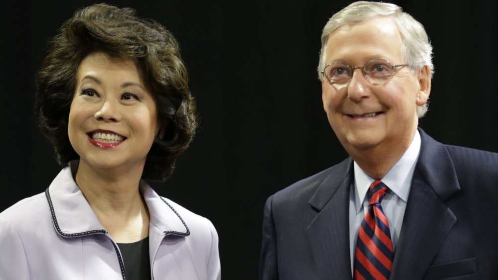 McConnell Chao campaign