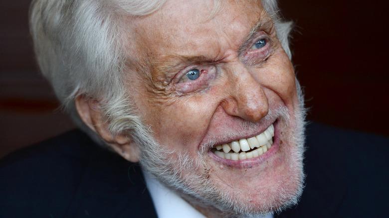 Dick Van Dyke smile