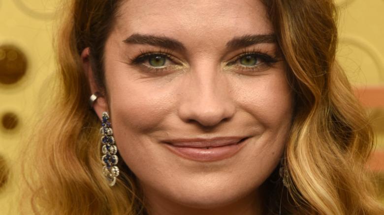 Annie Murphy green eyes