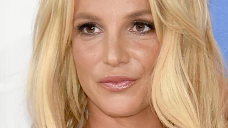 Britney Spears lips