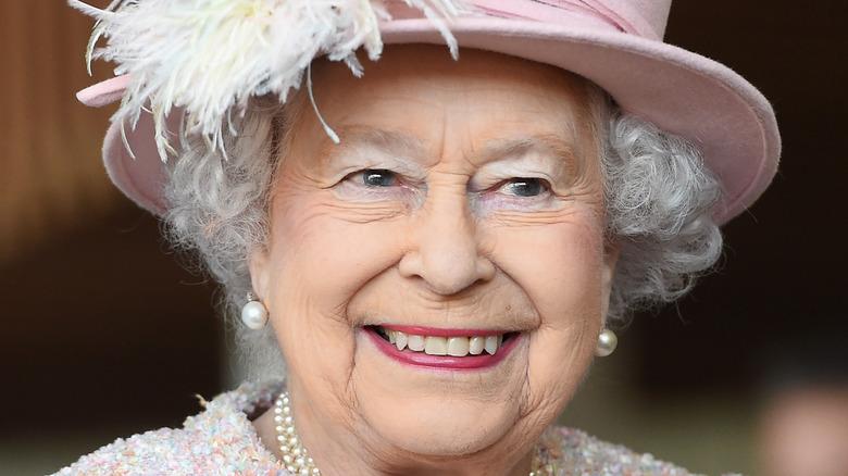 Queen Elizabeth in 2017