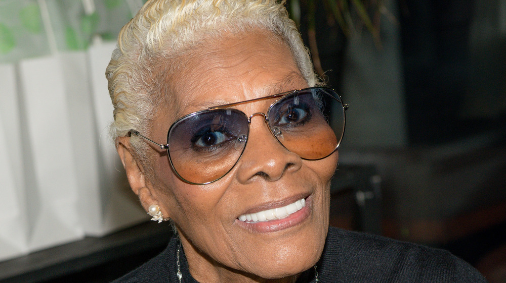 Dionne Warwick at her birthday and Proclamation celebration in 2019