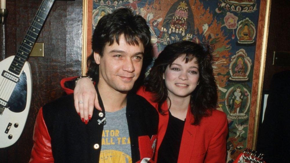 Eddie Van Halen, Valerie Bertinelli