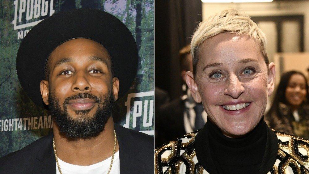 Twitch, Ellen DeGeneres