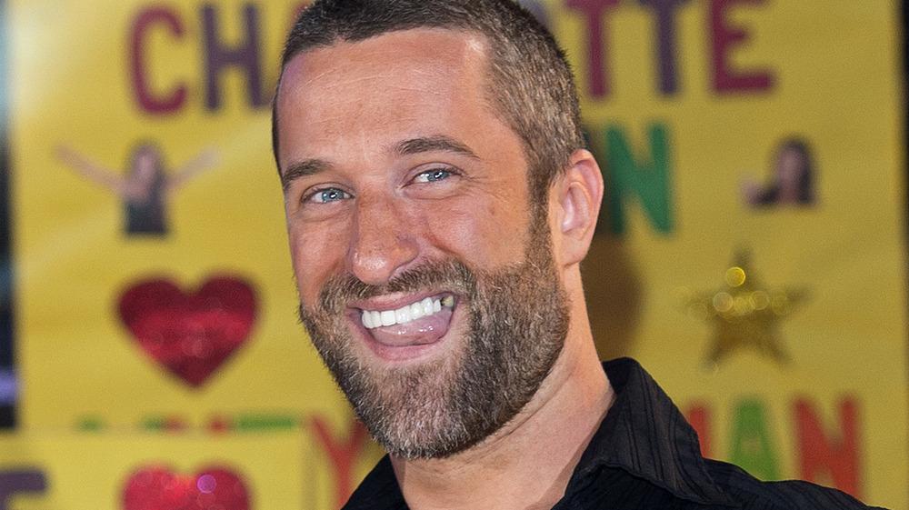Dustin Diamond smiling