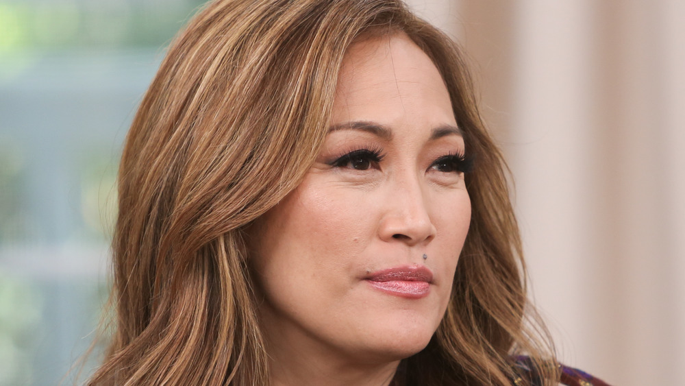 """Carrie Ann Inaba visits """"Home & Family"""""""