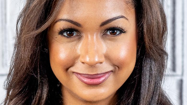 Eboni K. Williams smiling