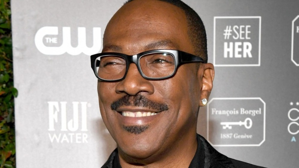 Eddie Murphy attends the 25th Annual Critics' Choice Awards on January 12, 2020