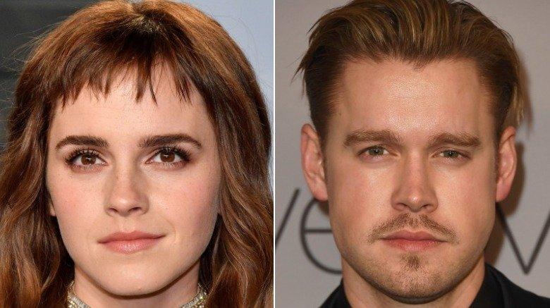 Emma Watson and Chord Overstreet