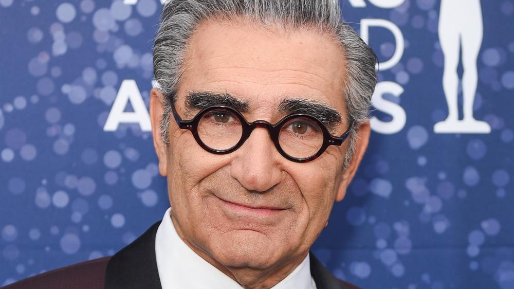 Eugene Levy glasses
