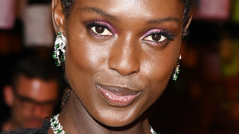 Jodie Turner-Smith on the red carpet
