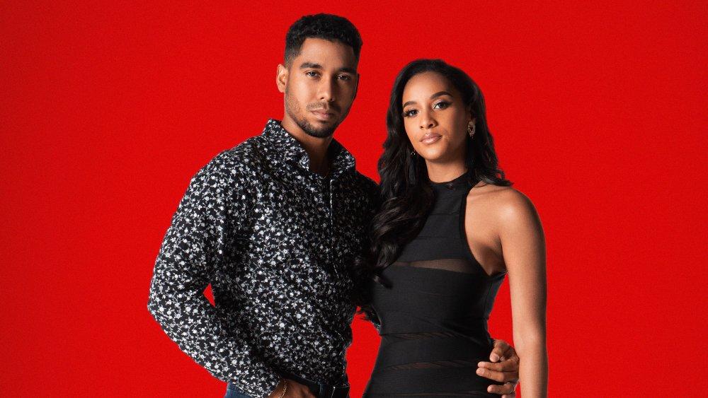 Pedro and Chantel Jimeno in a promo shot