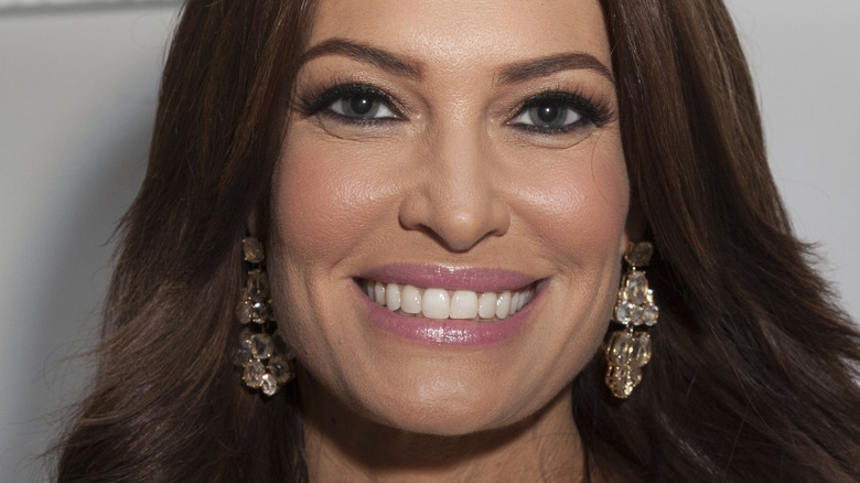 Kimberly Guilfoyle smiling in 2016