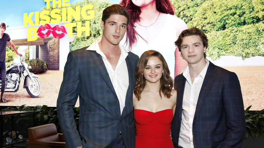 The Kissing Booth stars