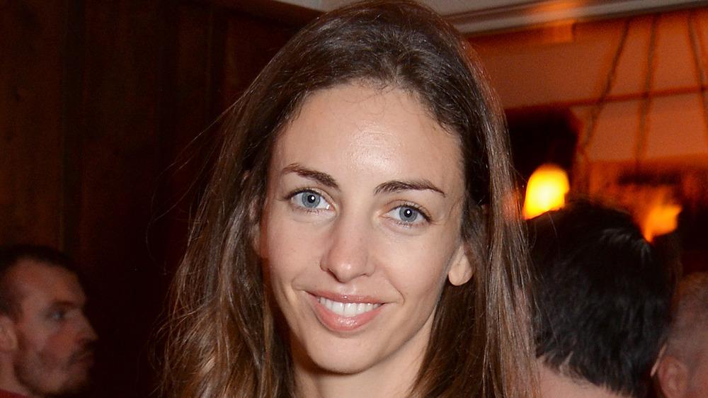 Rose Hanbury smiling