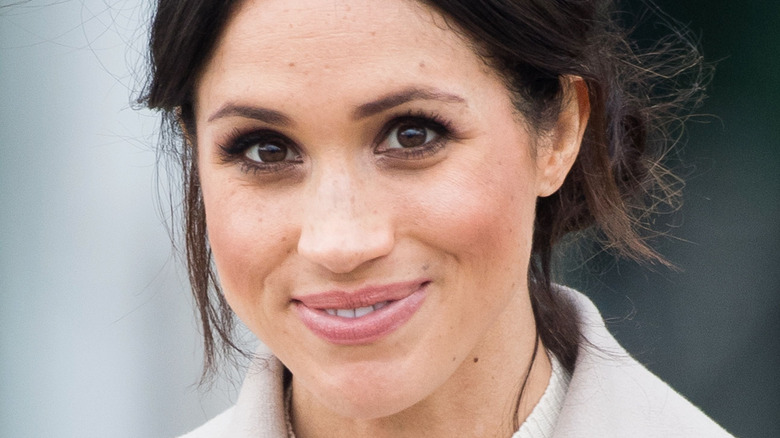 Dutchess of Sussex Meghan Markle in 2020