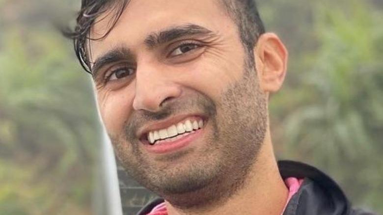 Dillon Patel smiling