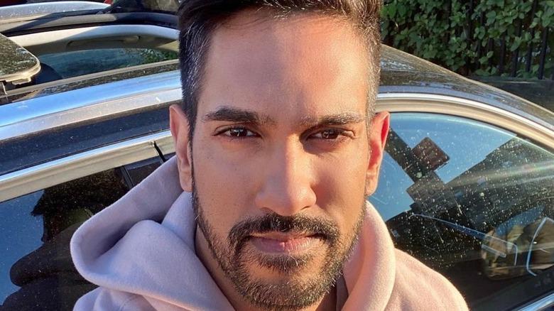 Amrit Kapai selfie, 2021 photo
