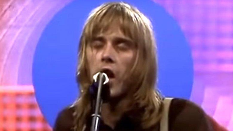 Danny Kirwan of Fleetwood Mac
