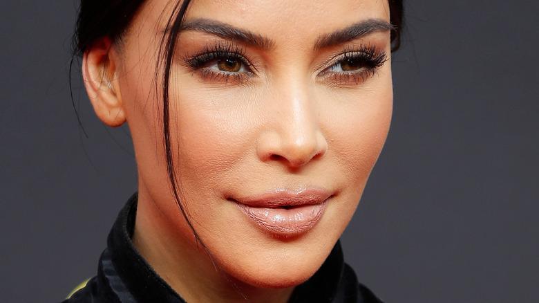 Kim Kardashian in 2019