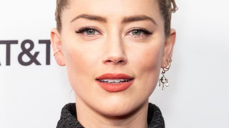 "Amber Heard at the TriBeCa Film Festival's ""Gully"" screening"