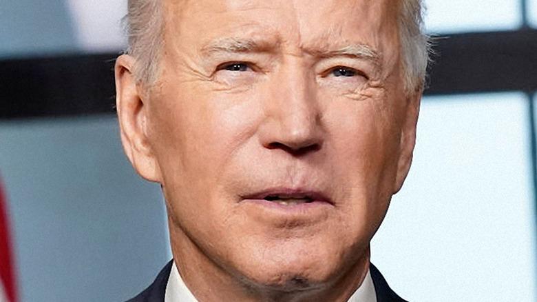 Joe Biden in 2021