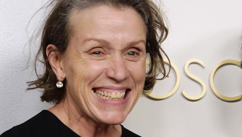 Frances McDormand, Oscars, 2021