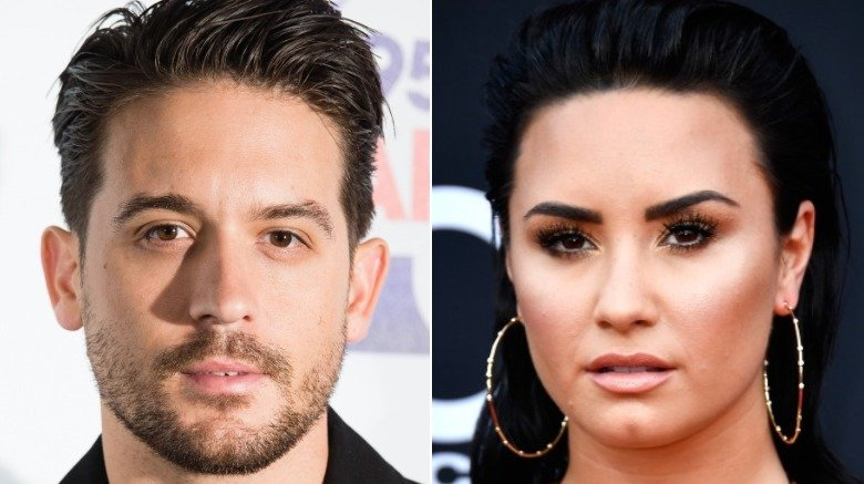 G-Eazy and Demi Lovato