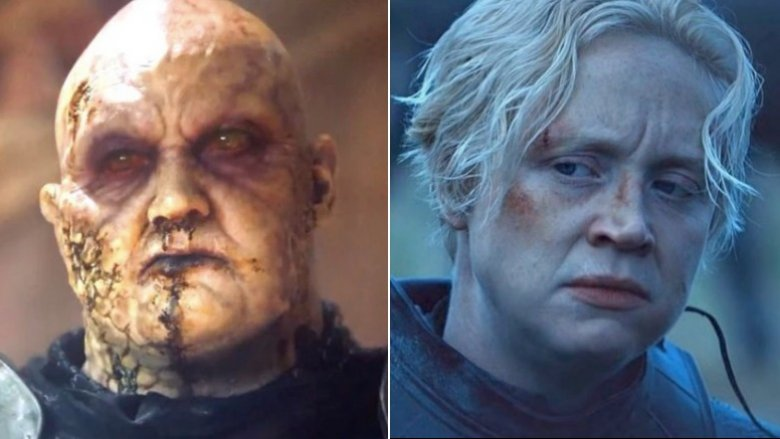 "Ser Gregor ""The Mountain"" Clegane & Brienne of Tarth"