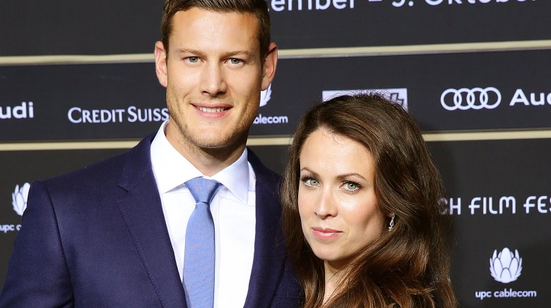Tom Hopper and wife Laura Hopper