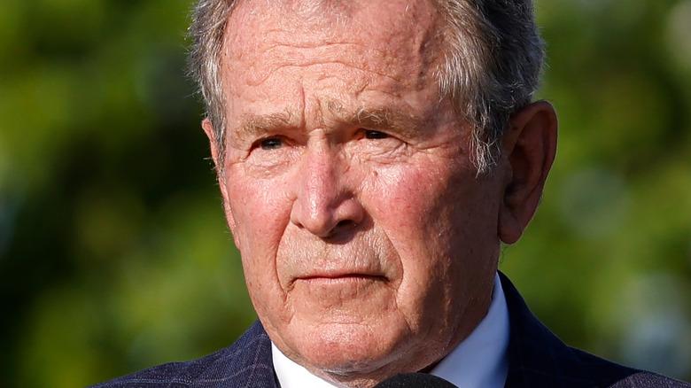 George W. Bush, Florida, 2021
